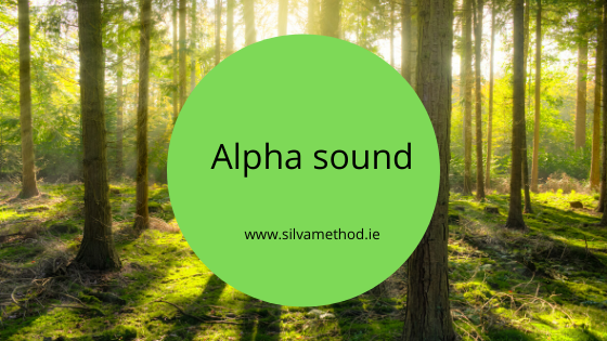 Alpha sound – audio