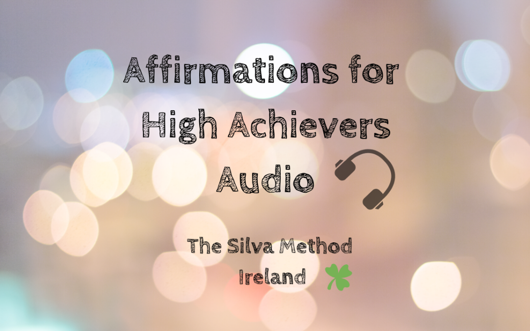 Affirmations for High Achievers – Audio