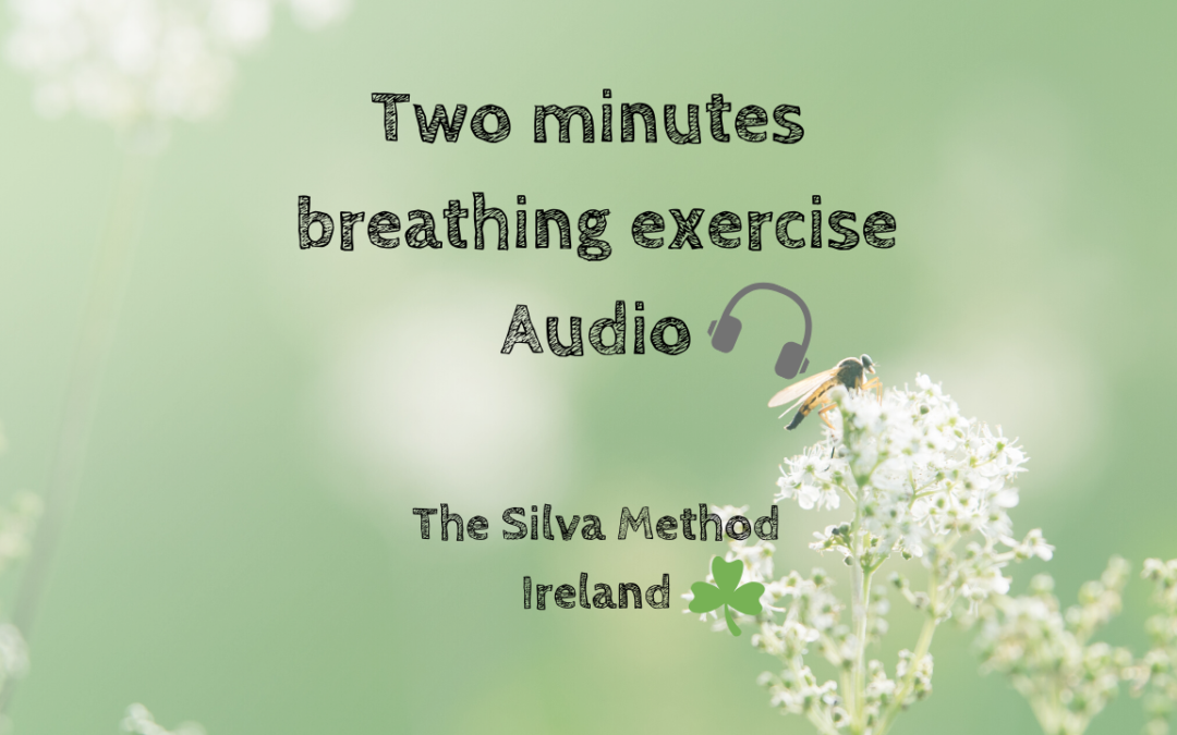 Two minutes breathing exercise
