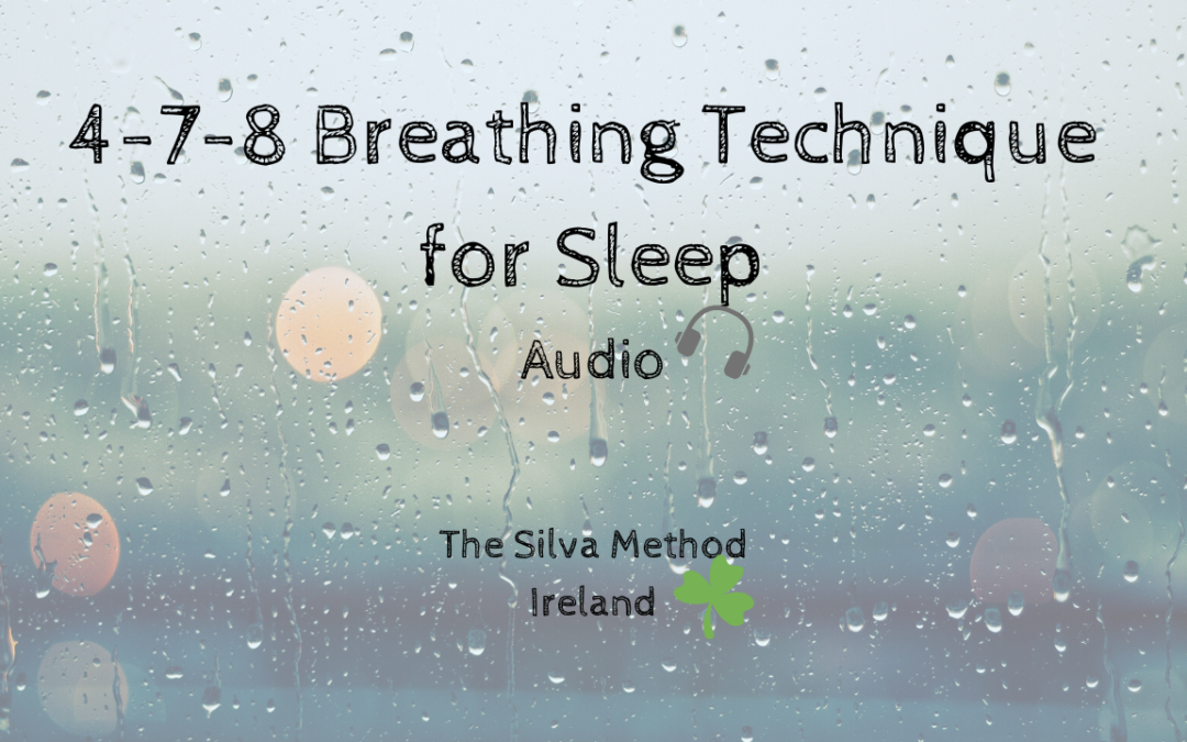 4-7-8 Breathing Technique for Sleep