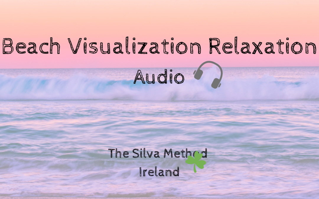 Beach visualization relaxation