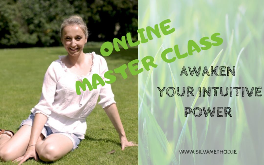 Online Master Class – Awaken your intuitive power